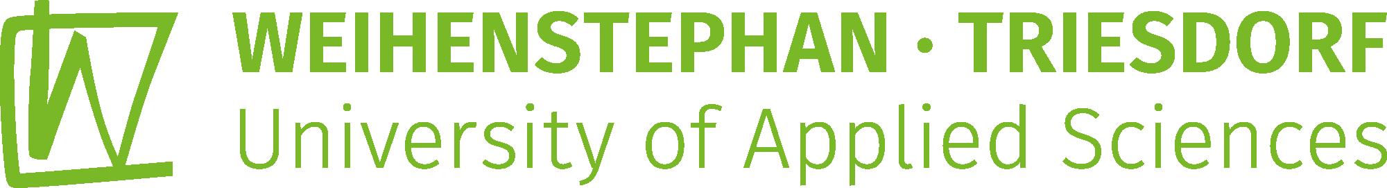 Logo der Hochschule Weihenstephan-Triesdorf